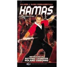 Century® Roland Osborne Kama Series Titles DVD