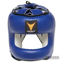 AWMA® ProForce® Thunder™ Vinyl MMA Head Guard - Blue