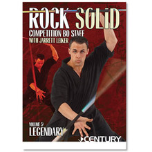 Century® Rock Solid Competition Bo Staff with Jarrett Leiker DVD Series