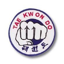 Century® TKD Fist White Patch