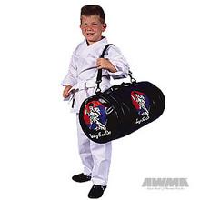 AWMA® Tang Soo Do Jump Kick Sport Bag (Black)