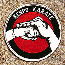 AWMA® Kenpo Karate Patch