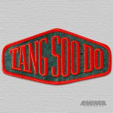 AWMA® Shield Patch - Tang Soo Do