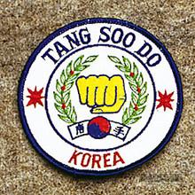 AWMA® Tang Soo Do-Korea Patch