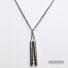 AWMA® Nunchaku Pendant and Chain