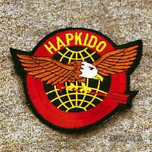 AWMA® Hapkido Eagle Patch