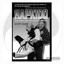 AWMA® Hapkido Korean Art of Self-Defense Book