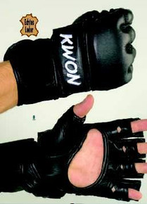 KWON® Open Combat Gloves - Black