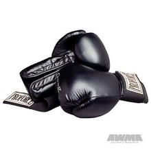 AWMA® ProForce® Gladiator™ Leatherette Wrist Wrap Boxing Gloves