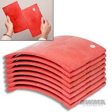 AWMA® ProForce® Curved Plastic Rebreakable Board