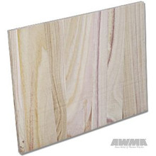 AWMA® Paulownia Wood Breakable Board