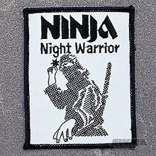 AWMA® Ninja Night Warrior Patch