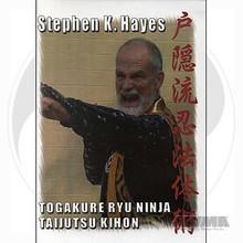 AWMA® Togakure Ryu Ninja - Taijutsu Kihon DVD