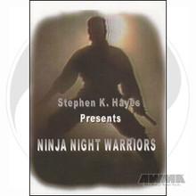 AWMA® Ninja Night Warriors DVD set