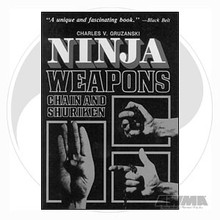 AWMA® Ninja Weapons:  Chain and Shuriken Book