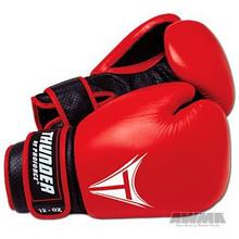 AWMA® ProForce® Thunder™ Leather Boxing Gloves
