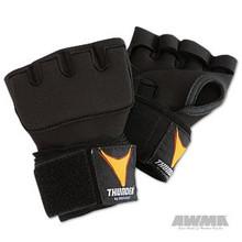 AWMA® ProForce® Thunder™ Neoprene Gel Hand Wraps - Black