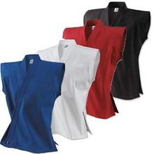 Century® 8 oz. Middleweight Brushed Cotton Sleeveless Jacket