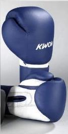 KWON® Cardio Boxing Gloves - blue/white