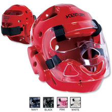 Century® Full Head Gear with Face Shield
