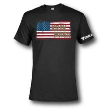 Krav Maga USA Flag Shirt