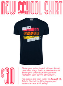 Krav Maga Fort Lauderdale Shirt