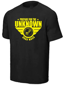 Krav Maga Prepare For The Unknown Dry Wick Shirt