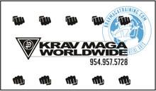 Krav Maga 10 Class Punch Card