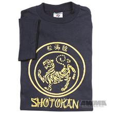 AWMA® T-SHIRT - Shotokan (Black)