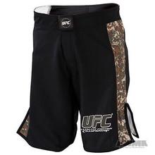 UFC® Camo Shorts - Black/Green