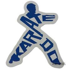 AWMA® Karate Car Magnet