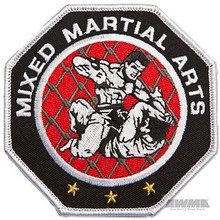 AWMA® Octagon MMA Patch