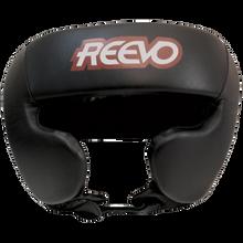 Macho® Reevo® Leather Head Gear