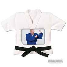 AWMA® Gi Picture Frame - Judo Uniform