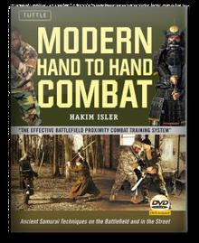 BPC® Modern Hand to Hand Combat Book and DVD