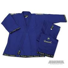 AWMA® ProForce® Gladiator™ Ultra Jiu-Jitsu Uniform - Blue