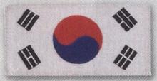 Century® Korean Flag Patch
