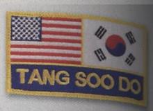 Century® US/Korea/Tang Soo Do Patch