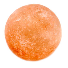 Himalayan Salt Ball Shaped Deodorant Stone - Natural - 4.5cm