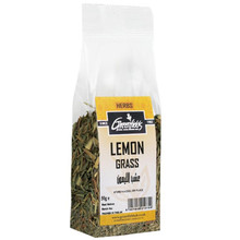 Lemongrass Tea - Dried Lemon Grass - 50g Bag - Greenfields