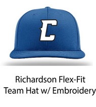 Crusaders Baseball Richardson Flex-Fit Hat