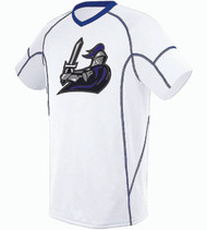 Crusaders Baseball White Uniform Jersey