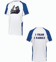 Crusaders Baseball Men's Dri-Fit Color Block T-Shirt
