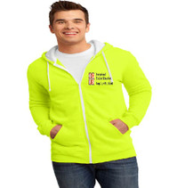 OCPS ESE Men's Zip-Up Hooded Sweatshirt