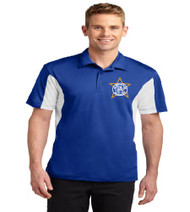 Millennia Men's Color Block Dri-Fit Polo