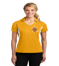 Millennia Ladies Color Block Polo