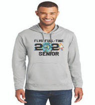 Fla Virtual Seniors Performance Fleece Hooded Sweatshirt