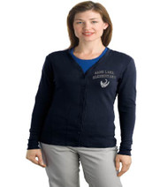 Sand Lake Ladies Cardigan
