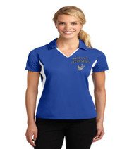 Sand Lake Ladies Color Block Polo