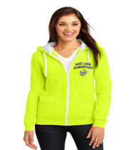Sand Lake Ladies Zip-Up Hooded Sweatshirt
